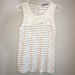 Earnest Nwot Athletic Works Sleeveless Tee Size Large Activewear Tops